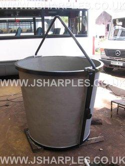 Conquip Bucket Tip Skip For Crane Or Telehandler Use