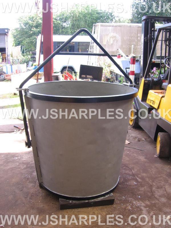 Conquip Bucket Tip Skip