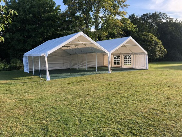 Secondhand framed marquees for sale