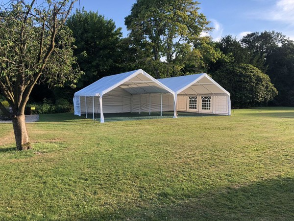 Used framed marquees for sale