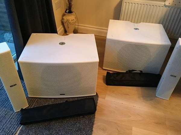 Pair of speaker for sale