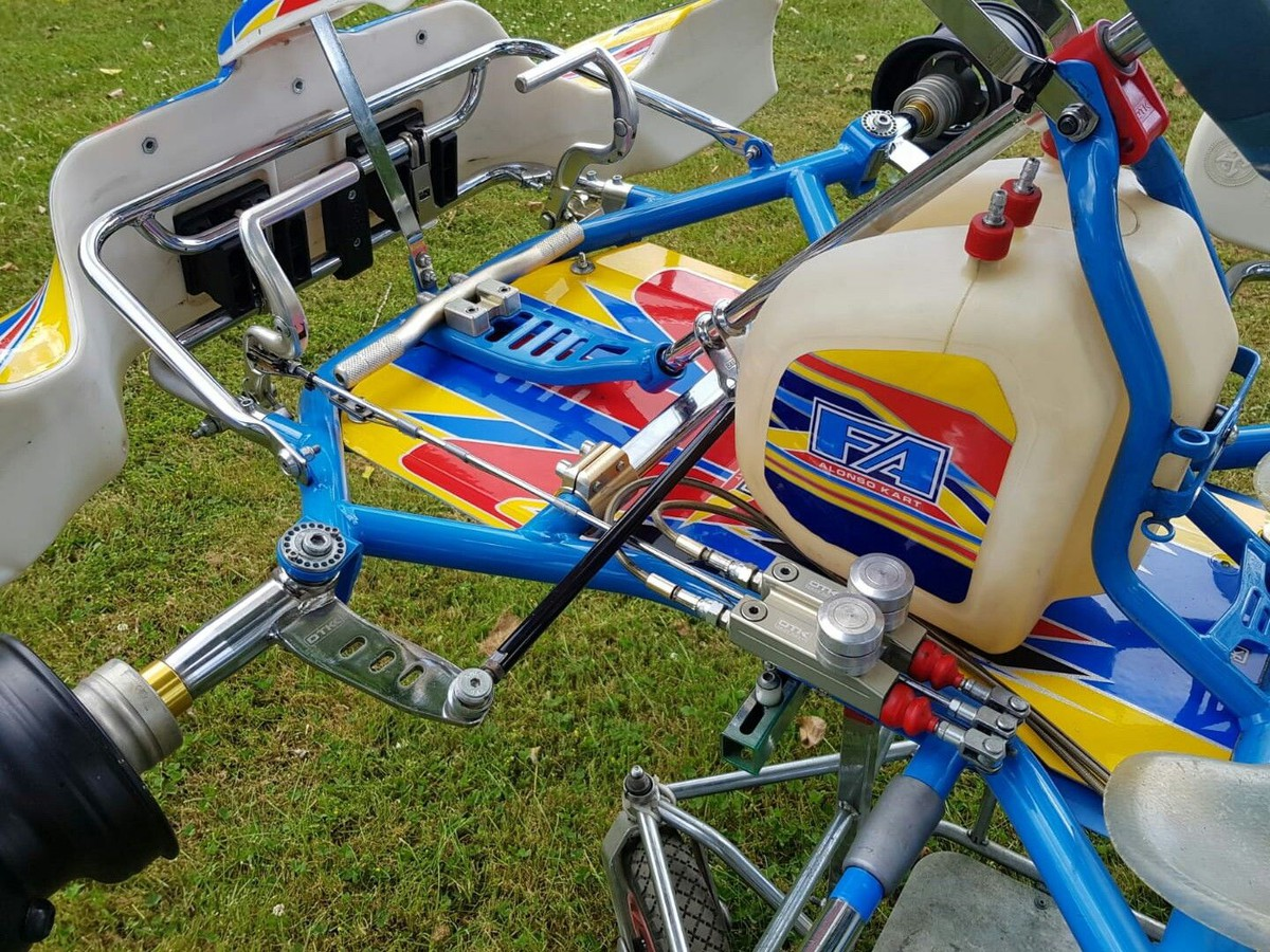 Secondhand Karting Co Uk Rolling Chassis Kart Fa