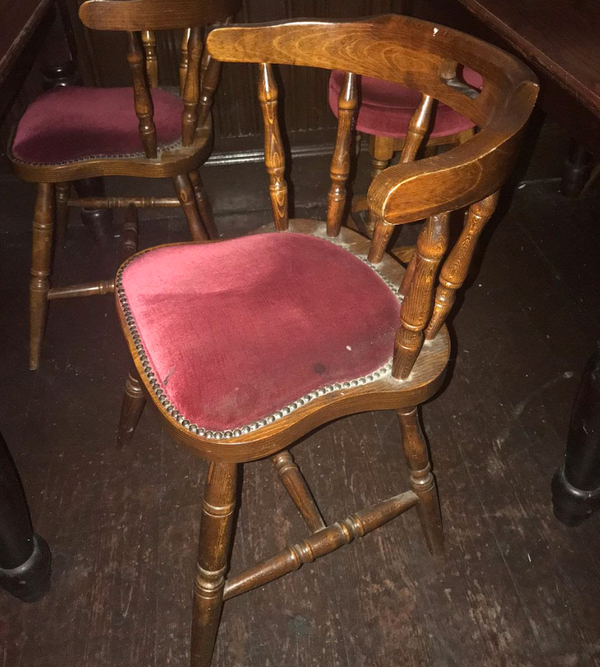 Wood pub furniture for sale