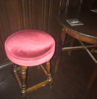Secondhand pub furniture