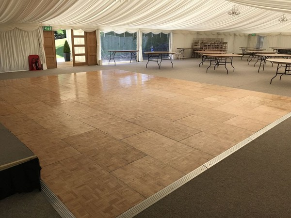 Secondhand dance floor for sale