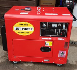 Silent generator for sale