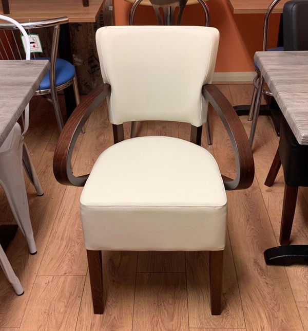 Carver dining chairs for sale