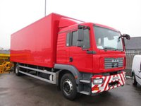 Box lorry for sale