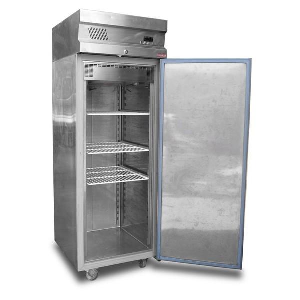 Secondhand upright freezer