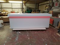 White laminated bar for sale
