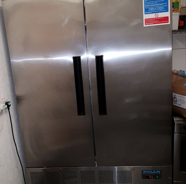Double fridge for sale