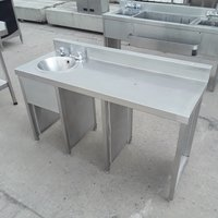 Hand wash table sink