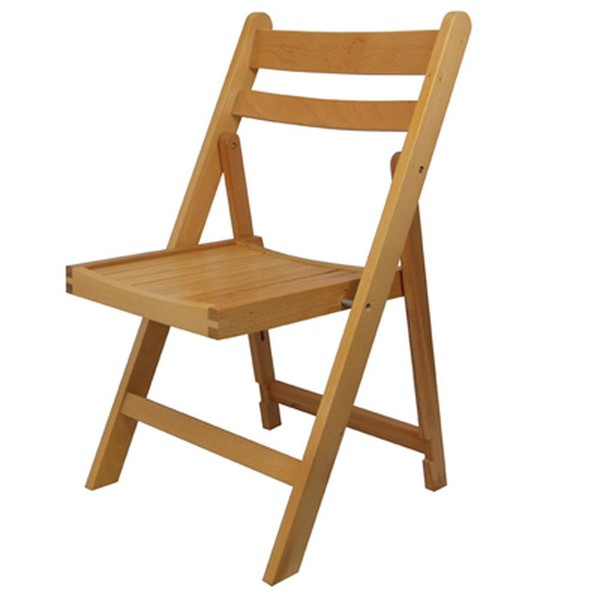 Folding wooden chairs for sale