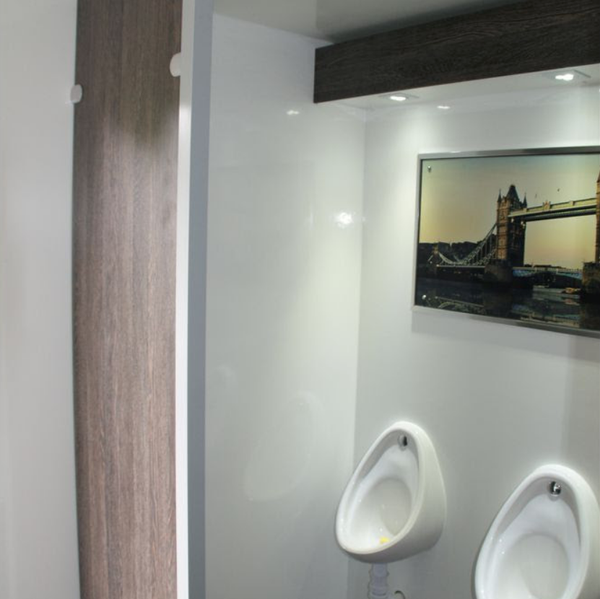 Luxury toilet trailer s