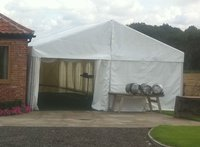 6m x 9m Roder marquee for sale