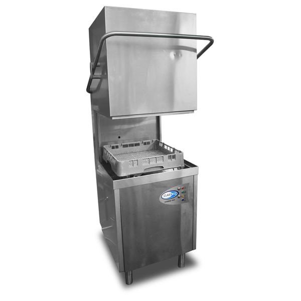 Secondhand pass through dishwasher