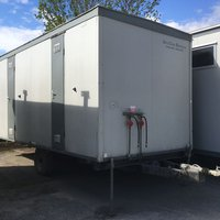 Shower trailer for sale