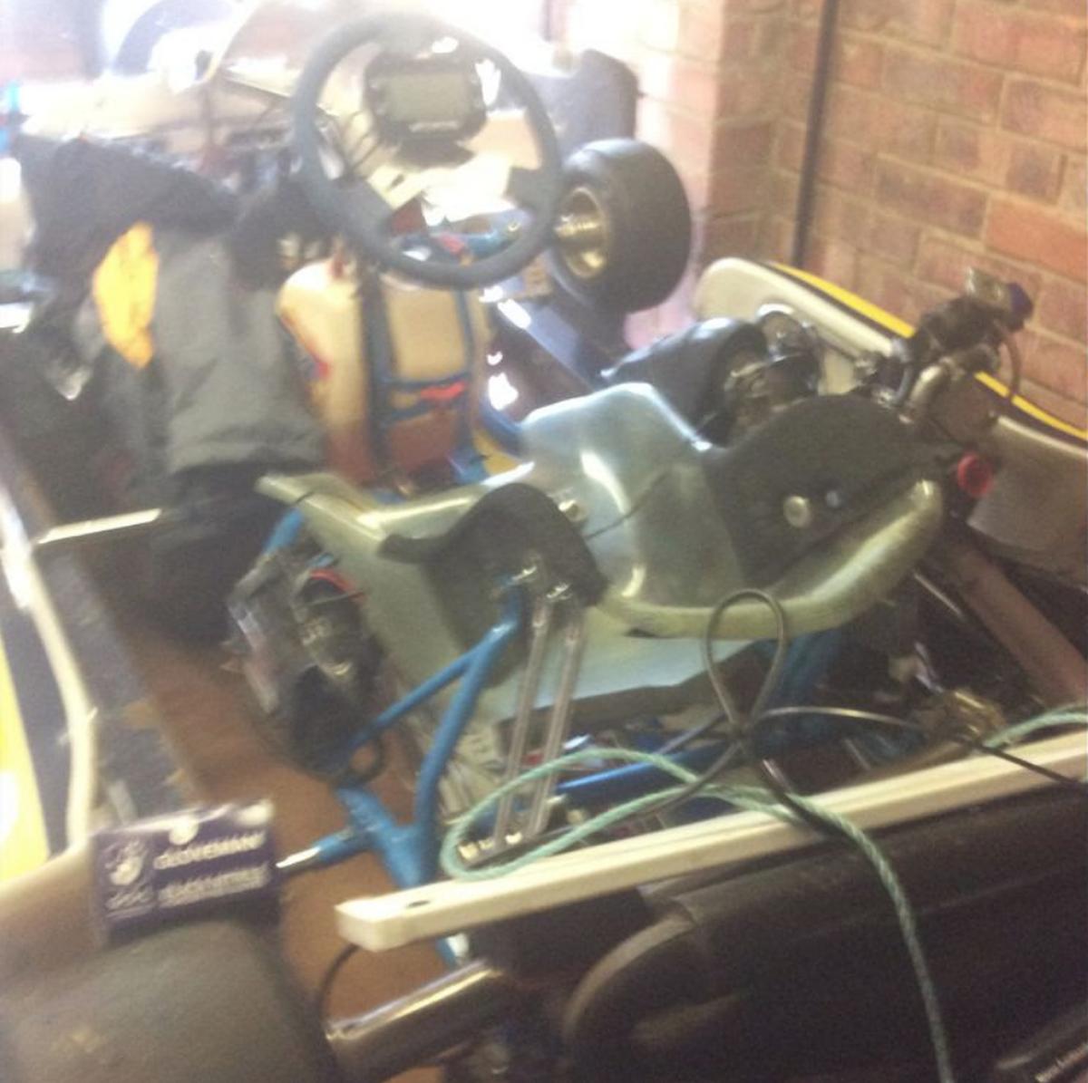 Secondhand Karting Co Uk Single Karts 2016 Alonso