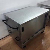 hot cupboard trolley for sale