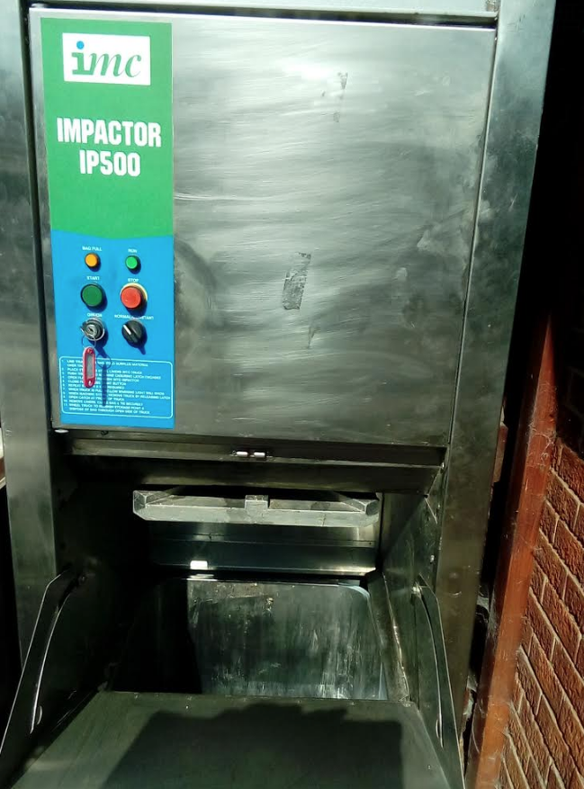 Secondhand Catering Equipment Waste Disposal Imc Waste