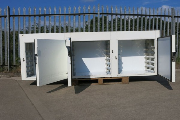 Insulated storage for sale