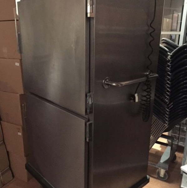 Commercial Victor hot cupboard