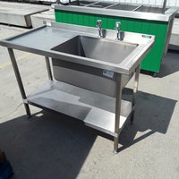Single sink for sale