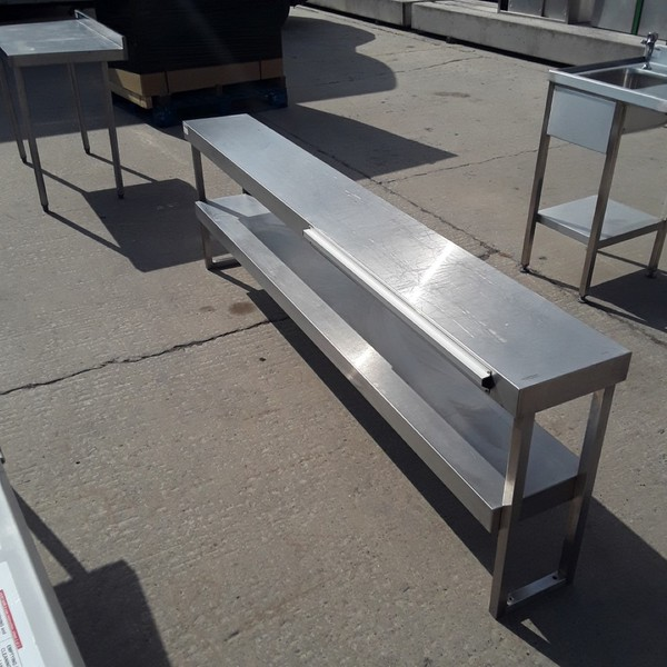 Stainless steel pass