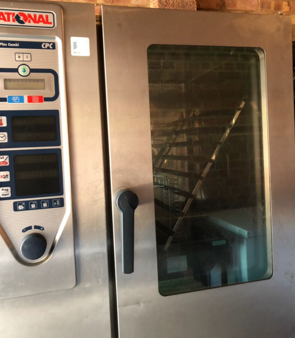 6 grid oven for sale