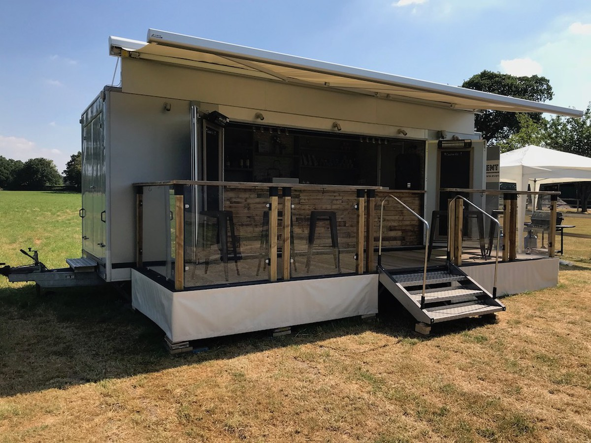 Secondhand Trailers Catering Trailers Mobile Trailer