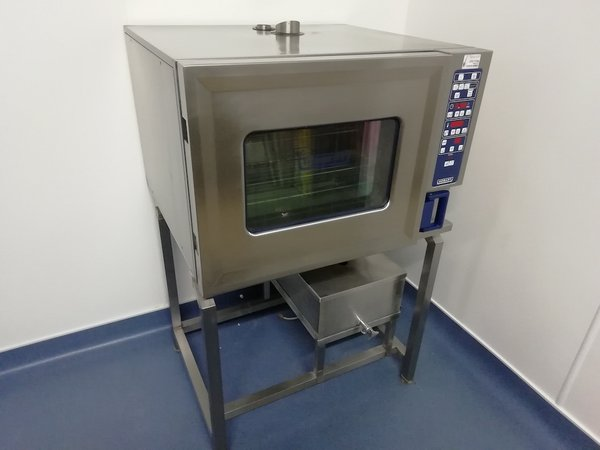 6 grid electric oven