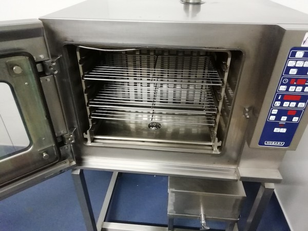 Second Hand 6 grid electric oven