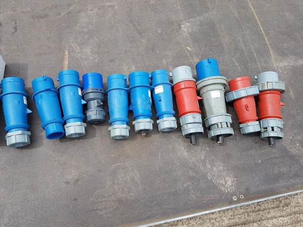 240v connectors for sale