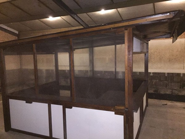 Used stalls for sale