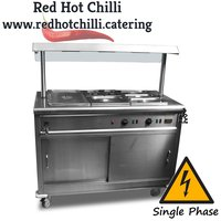 Food service trolley for sale