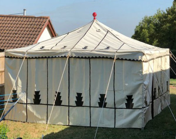 PVC framed marqueee