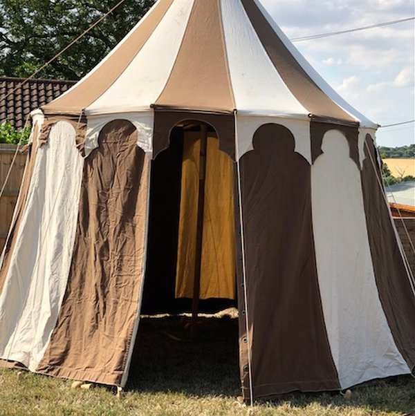 Medieval marquee for sale