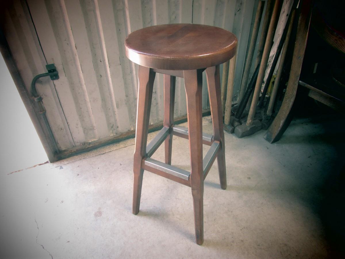 secondhand pub equipment bar stools 6x high dark oak bar stools somerset. Black Bedroom Furniture Sets. Home Design Ideas