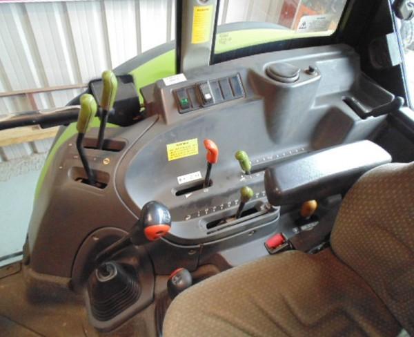 CLAAS AXOS 340 CX 4WD, 2011, C/W QUICKE Q40 LOADER
