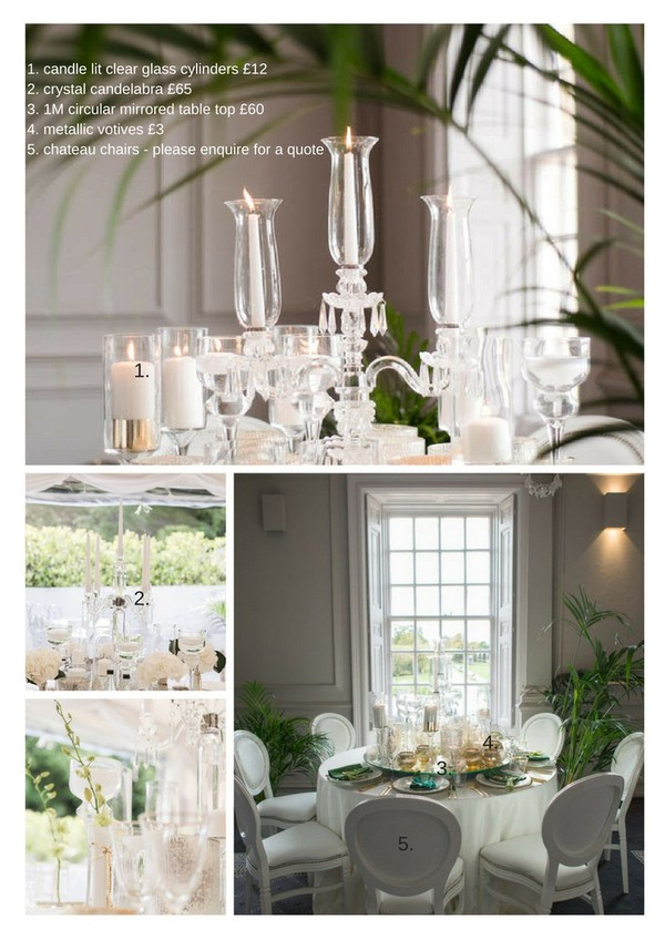 Luxury Wedding Decor Hire Business Opportunity