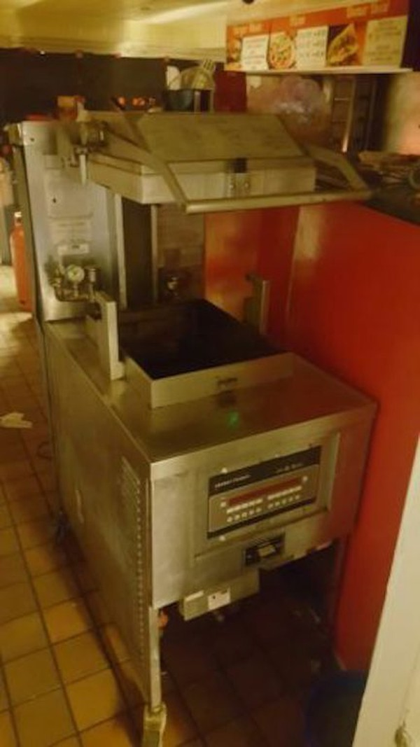 Henny Penny PFG691 Gas Chicken Pressure Fryer