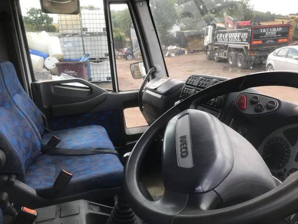 7.5 Iveco lorry