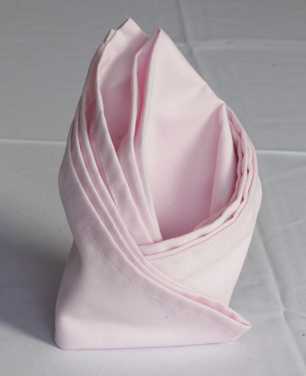 Soft Pink Napkins