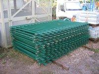 Green Palisade Fencing