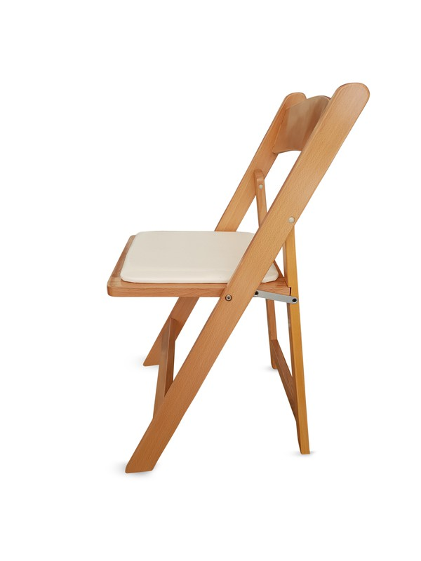 New Wooden Folding Chair