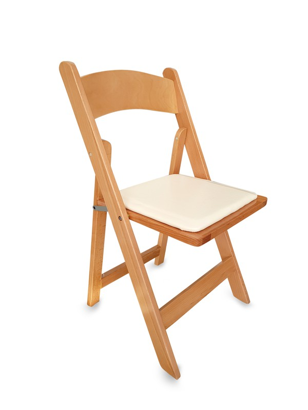 New Wooden Folding Chair with seat