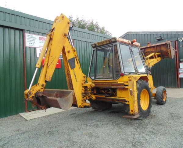JCB site master for sale
