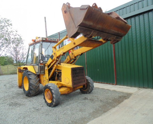 Secondhand JCB for sale
