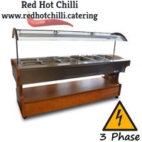 Buffet counter for sale
