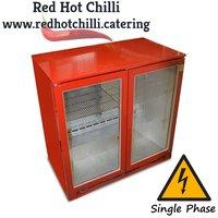 Red fridge for sale